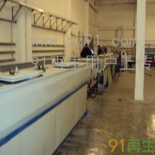 供应中空壁缠绕塑料管材设备