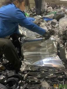 供应动力电池废电芯