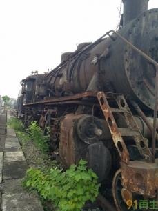 供应蒸汽机车