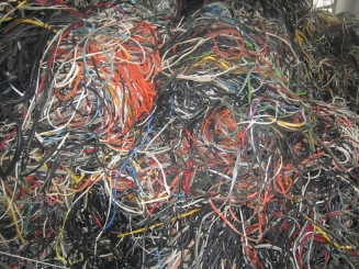 供应PVC美国电缆皮