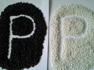 供应黑色PP再生颗粒