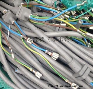 求购废电缆线