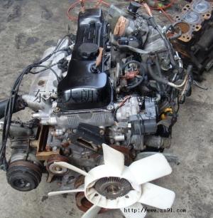 供应丰田面包车,金杯海狮,1rz格瑞斯,丰田2rz电喷2.4发动机