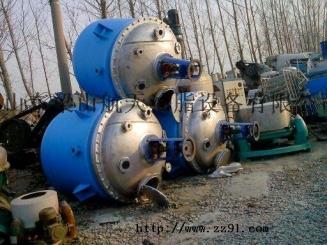 供应反应釜,不锈钢反应釜,二手不锈钢反应釜,二手反应釜,二手白钢反应釜