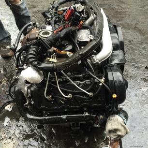 奥迪a6l c5 2.5t tdi 柴油车 涡轮增压 发动机