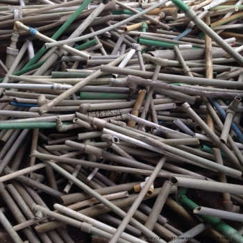 供应绿色PPR管材破碎料