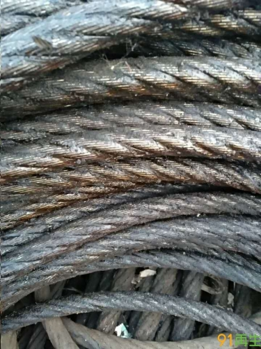 鋼絞線、鋼絲繩