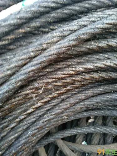 庫存、擠壓、新舊鋼絲繩