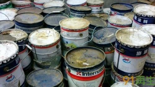 求購回收船廠油漆