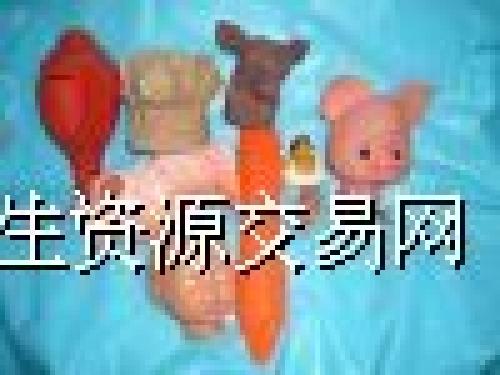求购PVC玩具,边角料,PVC废塑料