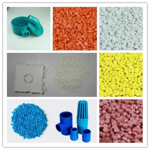 供应硬PVC/ABS改性塑料粒子