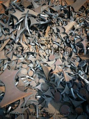 廢鋼鐵邊角料
