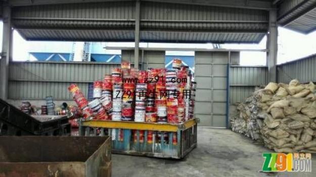 供应废油漆桶处置