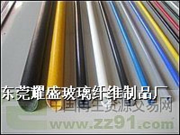 由玻璃纤维增强材料和聚酯树脂拉挤成型[frp]的玻璃