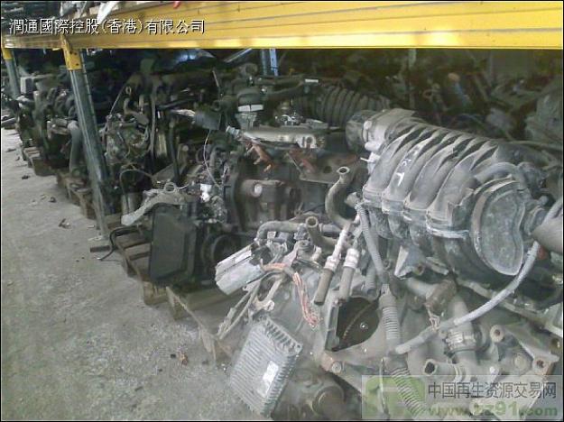 供应旧汽车发动机