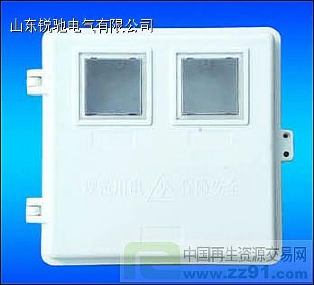适应装配任何规格的单相机械式,电子式电表,安装接线端子,漏电