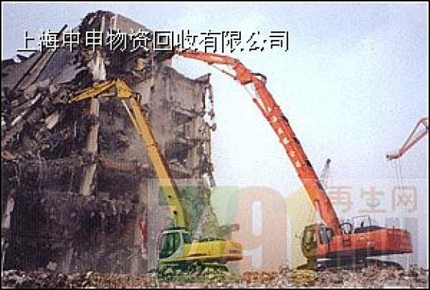 建筑工地:拆活动房,拆配电房,拆建筑废料,拆电线电缆,拆水暖器件,拆钢