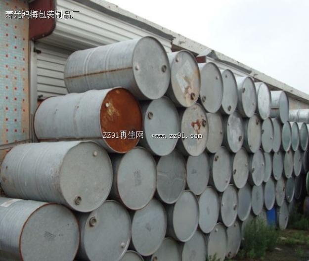 产品标签:废桶料废旧塑料桶料铁桶料包装
