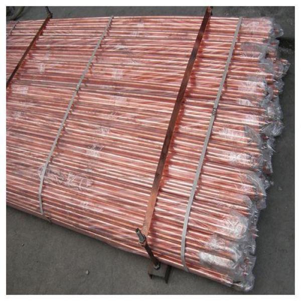 镀铜接地棒已经代替过去镀锌圆钢成为接地行业主流