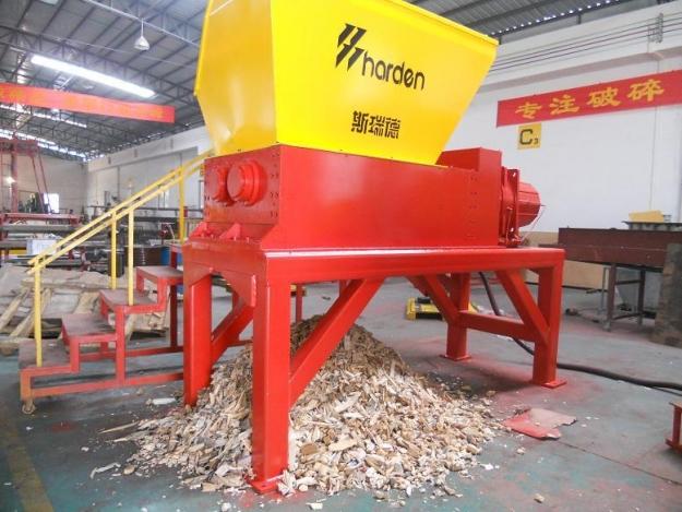 供应中山大型木材破碎机