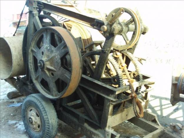 供应二手旧凿井打井机械250型冲击钻