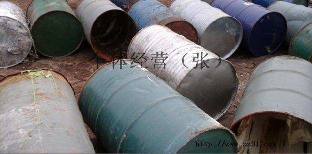 供应废旧铁桶,二手油桶