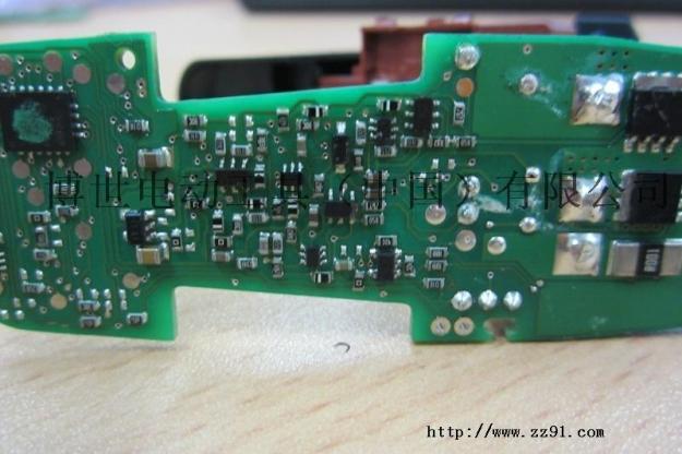 供应电动工具用控制开关模块电路板