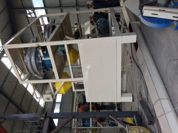 脉冲除尘设备组成环保型的电路板物理回收分选生产线