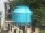 圆形逆流组合式玻璃钢冷却塔