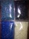 蓝色HDPE管道专用颗粒